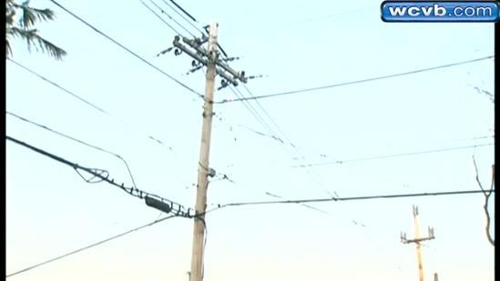 National Grid prepares for powerful storm