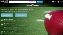 Creating or Joining a Fantasy Football League