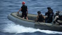 Fighting drug traffickers in the Pacific