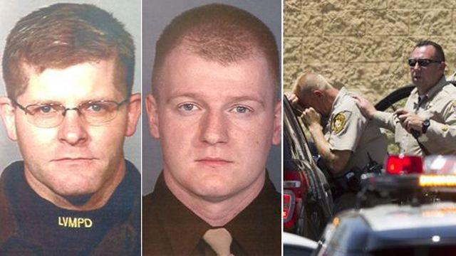 Details emerge in cold blooded murder of Las Vegas cops