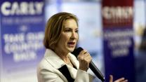 Carly Fiorina quits presidential run