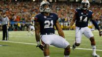 Tre Mason's big day leads Auburn to SEC Title