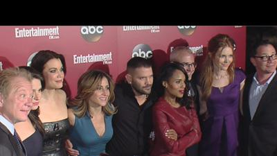Scandal Cast Dishes On The 'Shocking' Season 2 Finale