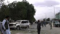 Raw: Bombs Strike Afghan Candidate Convoy