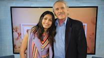 Freida Pinto on 'Guerrilla' and black activism
