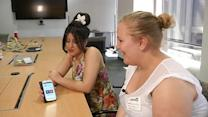 Twitter hosts girls' tech competition