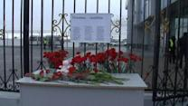 Russia mourns victims of deadly plane crash