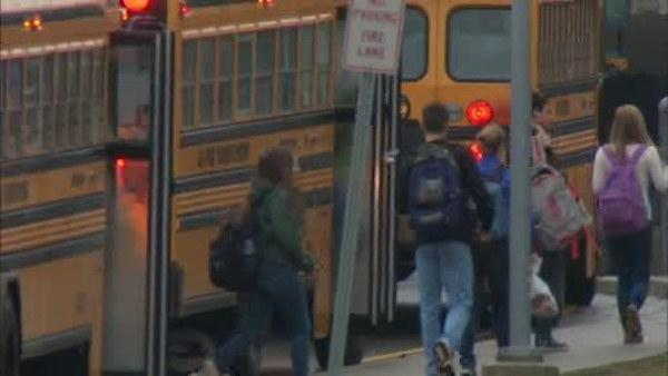 Trouble at another school after an undisclosed security threat