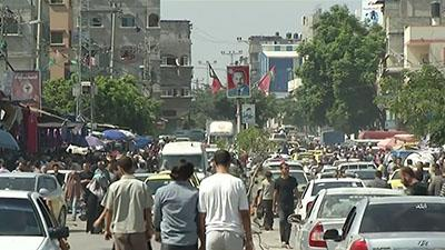 Gaza Talks Continue As Truce Holds