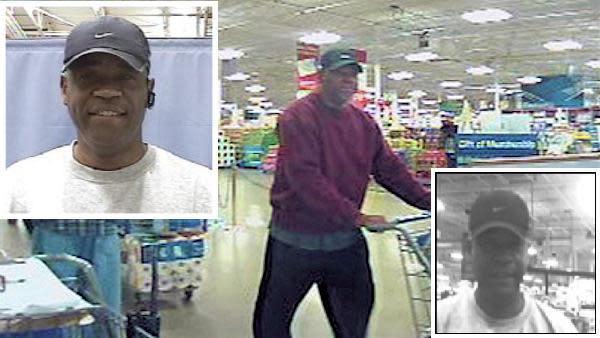 Identity thief caught on camera in Bucks County, Pa.