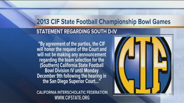 Paul Golla and Jerald Pierucci comment on Bowl Selection announcements