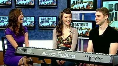 Boston's View: Musicians Amy Heidemann, Nick Noonan