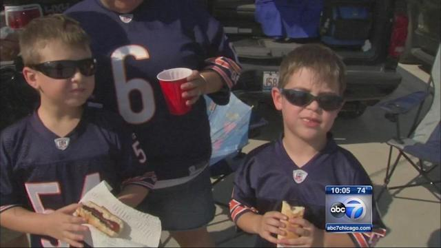 Bears fans optimistic at preseason kickoff