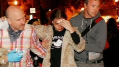Wis. War Vet Critically Hurt At Occupy Rally