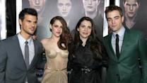 'Twilight' stars bid farewell in LA