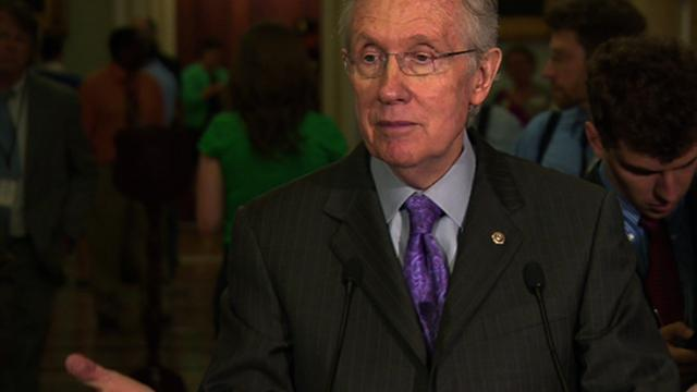 Reid on NSA: Lawmakers have had