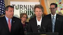 NJ Gov. Signs Overdose Law, Bon Jovi Applauds