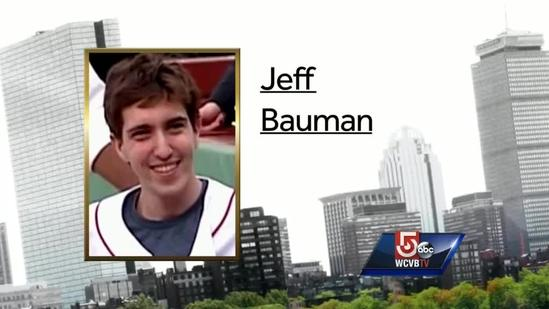 Boston Strong spotlight: Survivor throws first pitch