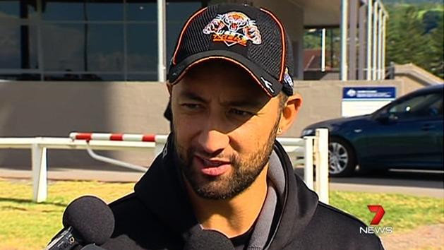 Benji Marshall denies rumours