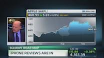 Cramer: Apple, the 'most controversial stock' I've ever s...