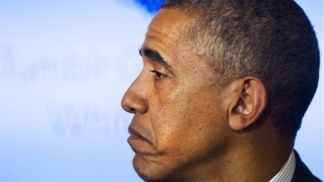 Is the Obama administration finished?