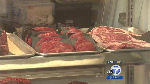 Beef prices spike to all-time high in California
