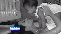 Kim Kardashian Criticized for Piercing North's Ears