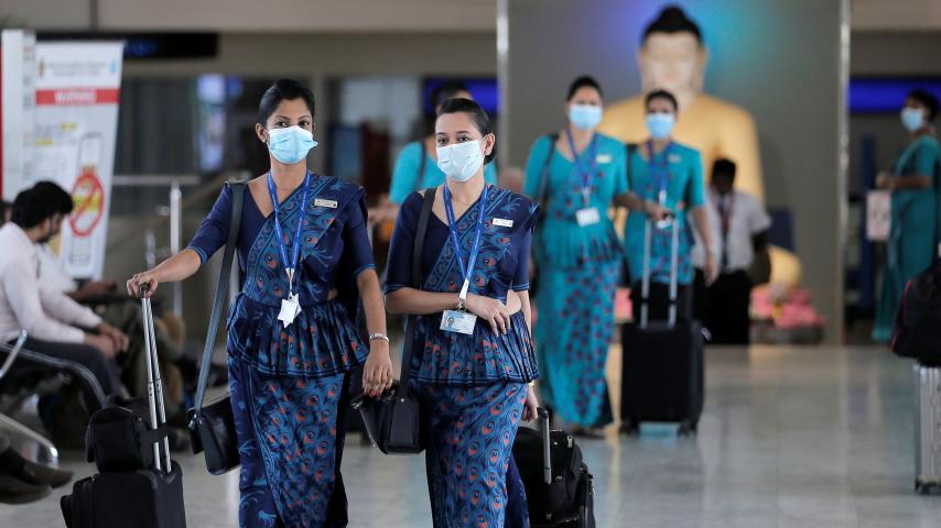 Liner Board On Amid Kept Coronavirus Scare Thousands Italian