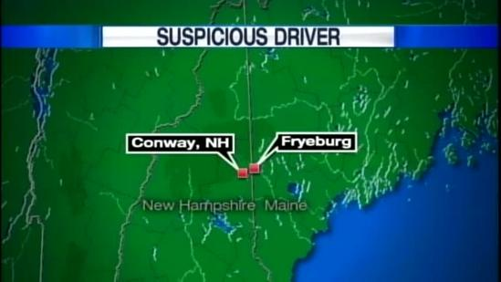 Police warn of suspicious driver approaching children