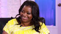 Oscar Winner Octavia Spencer Stays Humble