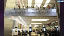 Apple's IPhone 5s' Lead-time Decreased To 1-3 Days
