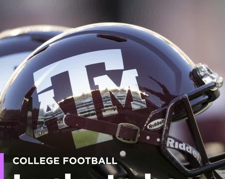 Texas A&M DT Ondario Robinson 'lucky to be alive' after