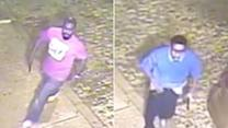 Surveillance video released of Manayunk shooting suspects