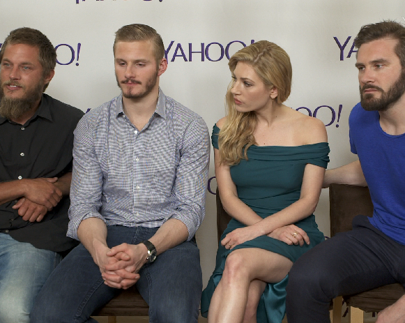 'Vikings' Cast: 'People Are Going To Be Shocked When They Watch Season 3'