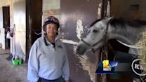 Female Preakness pioneers ready to cheer