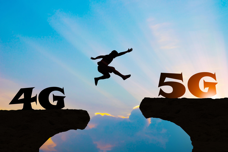 ⼀⽂看清 4G跟5G的分別
