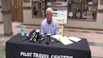 Browns owner breaks his silence about FBI probe into Pilot Flying J