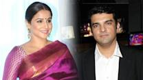 Vidya wish to run away and marry?
