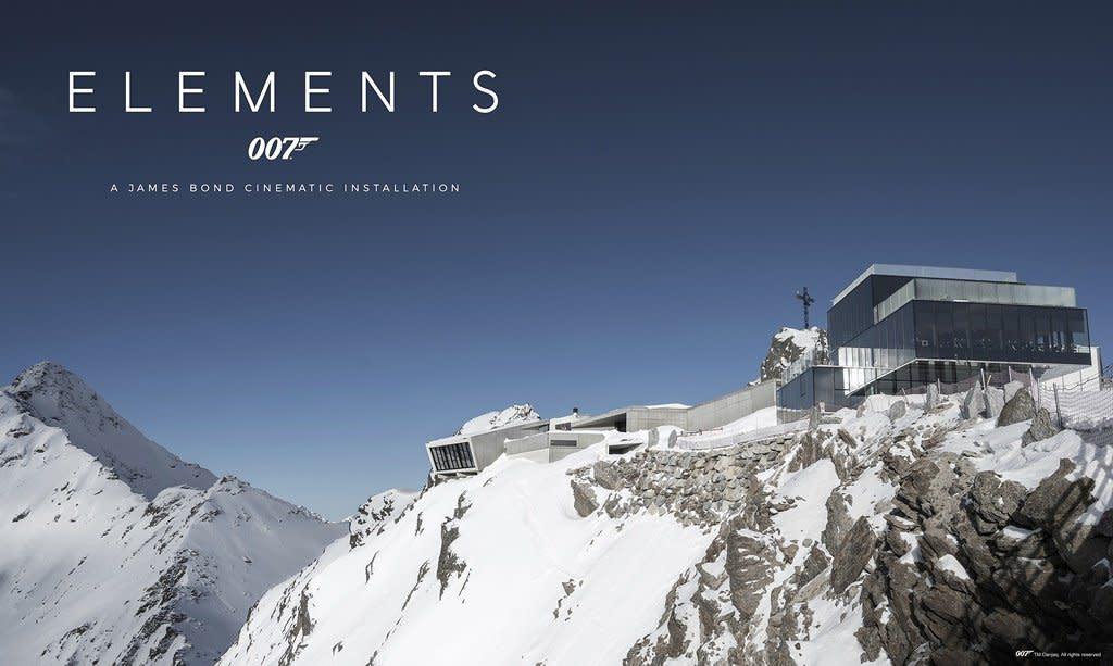 007電影找JAGUAR LAND ROVER合作出任務,3050公尺高峰打造電影體