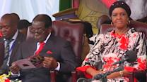 Mugabe holds lavish 91st birthday bash by Victoria Falls