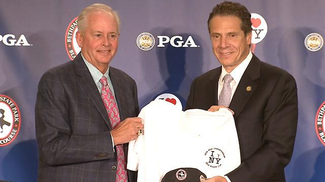 Bethpage Black to host 2019 PGA Championship and 2024 Ryder Cup