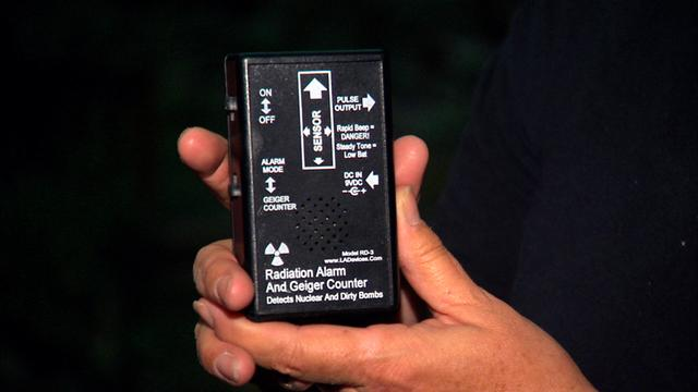 Ghost hunting tech: The Geiger Counter