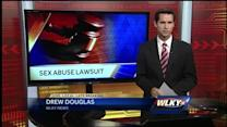 Lawsuit filed over alleged sex abuse