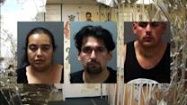3 arrested after gun theft and chase in Santa Clara