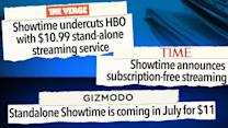 Showtime to offer online-only streaming service