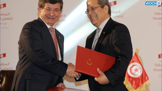 Turkey Ruling Party Favours Davutoglu As New PM: Report