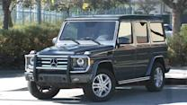 Mercedes-Benz G-Wagen is really beefy, but really expensive