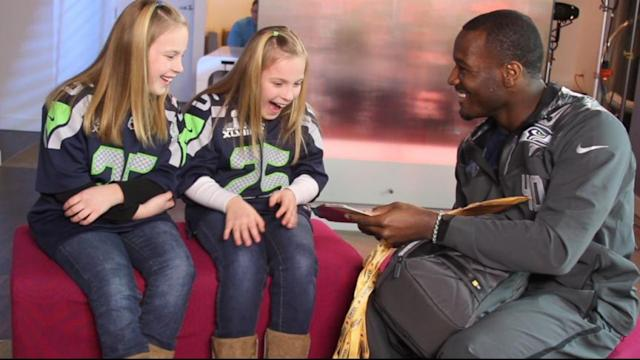Derrick Coleman Makes Fans' Dream Come True