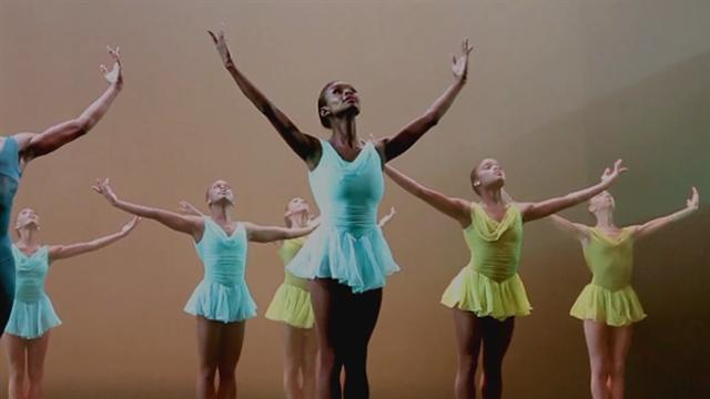Inspirational young dancer performs with the Dance Theater of Harlem