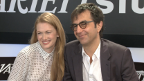Mireille Enos and Atom Egoyan Talk Devil's Knot – TIFF 2013